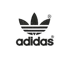 Adidas Logo Free Embroidery Designs
