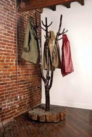 Diy Antler Coat Rack 100 Cool And Creative DIY Coat Rack Ideas Bored Art 45
