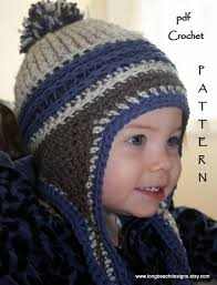 Childrens Crochet Hat Patterns Simple 48 DIY Cute Kids Crochet Hat Patterns 481 Crochet Buy Newborn And