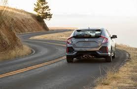 2018 honda civic hatchback. Brilliant 2018 2018 Honda Civic Hatchback Exterior Rear Throughout Honda Civic Hatchback