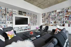 graceful living room ideas copper details