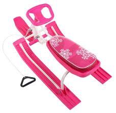 Купить <b>Снегокат SWEET BABY</b> Snow Rider 2 розовый по низкой ...