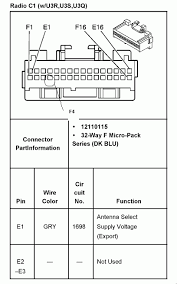 chevy silverado bose radio wiring diagram the wiring gm radio wiring diagrams wire diagram