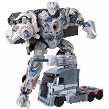 Robot Size Chart Transformations Robot Car Action Figures Toys Brinquedos Optimus Prime Model Juguetes Class Boys Birthday Gift 13