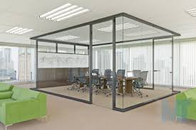 5 benefits of glass partition walls