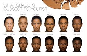 Iman Makeup Color Chart Iman Makeup Shades Saubhaya Makeup