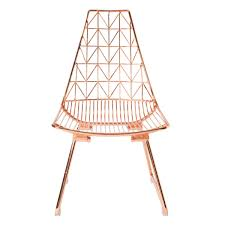 la de dah kids triangle wire chair rose gold things on hk living topic to gold coffee table