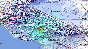To understand the risks, every bay area resident should have at least a working layperson's understanding of what's going on just under the. 4 2 Magnitude Earthquake Hits Near Los Angeles The New York Times