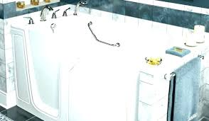 how much does a safe step tub cost bathing walk in tub tubs new bath reviews how much does a safe step tub