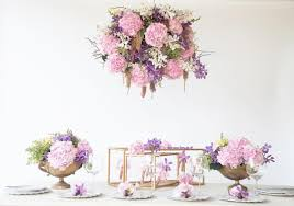 Fusion Floral Design Entry For The Fusion Flowers Magazine Hydrangea Table