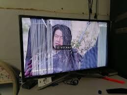Bán xác tivi toshiba, bị sọc màn hình - vechai.org