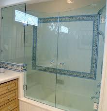 glass tub enclosures frameless tub doors bathtub shower doors bathtub glass doors