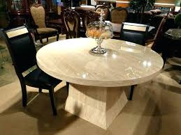 round stone dining table marble top round dining table modern design round marble dining table black