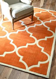 orange and white area rug rugs area rugs in many styles including contemporary braided outdoor and orange and white area rug