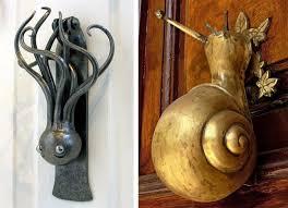 cool door knockers. Cool Door Knockers And Related Posts Handles Strange Weird O