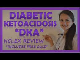 Dka Vs Hhns Chart Diabetic Ketoacidosis Dka Nursing Dka Pathophysiology Treatment Management Nclex