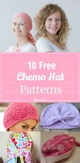 Chemo Caps Sewing Patterns