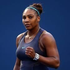 1 in women's single tennis. Serena Williams
