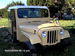 jay stanfield s dj ldquo postal jeep rdquo  kaiser
