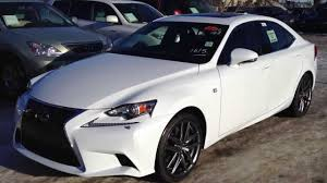 lexus 2014 is 350 f sport.  Lexus 2014 Lexus IS 350 AWD Executive F SPORT Package In Ultra White Throughout Is Sport O