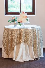 Vintage Blush and Gold Arizona Wedding. Gold TableclothTablecloth ...