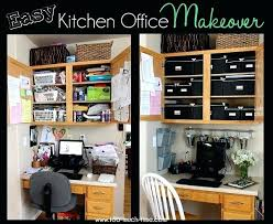 kitchen office organization ideas. Kitchen Office Organization Ideas Organized Makeover Faucets Costco I