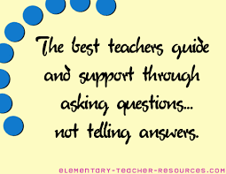 Best Teacher Quotes Fascinating Student Led Discussions