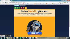 how to take a raz kids quiz
