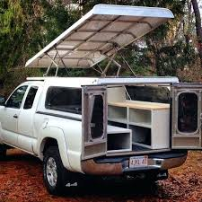 Homemade Pop Up Truck Camper Homemade Pop Up Truck Camper ...