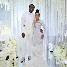 Gucci Mane Needed A Sword To Cut His 75k Wedding Cake Peoplecom