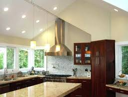 vaulted ceiling pendant lighting light lights for ceilings kitchen large size of with regard cathedral cei