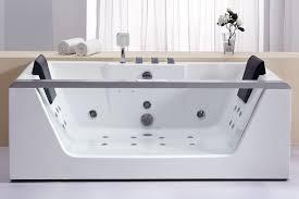 freestanding bathtub with jets residential whirlpool bath tub eago