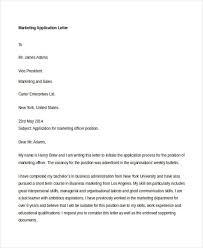 Application Cover Letter Sample For Free Simple Application Letter Sample For Any Position Sample