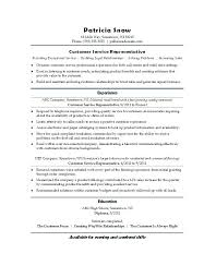 Customer Service Resumes Templates Printable Customer Service Resume
