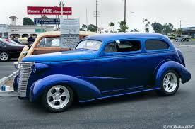 1938 Chevy 2-door sedan - mod - LH side - General Motors Products ...