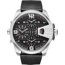 """diesel watches men s ladies diesel watches watch shop comâ""""¢ mens diesel uber chief watch dz7376"""