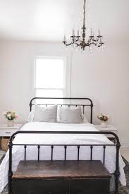 farmhouse master bedroom tour in the