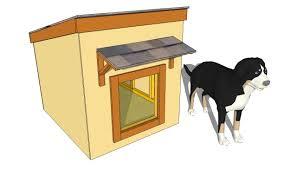 easy dog house plans simple dog house plans myoutdoorplans