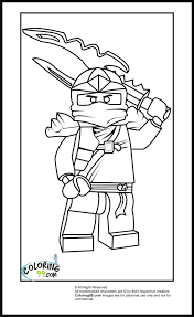 Lego Ninjago Coloring Pages Free Printable Pictures Cars Coloring