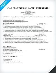 Nursing Curriculum Vitae Simple Sample Resume Nurse Topshoppingnetwork