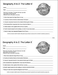 4 letter words with z and e education world geography a to z the letter e