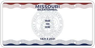 New License Plate Design Motor Vehicle Section