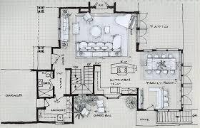 interior design sketches kitchen. EzDecorator Interior Design Tools: Templates For Furniture Layouts And Sketches Kitchen