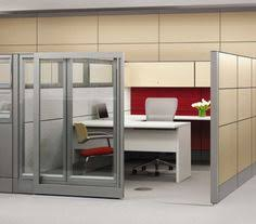 Best office cubicle design Workspace Modern Cubicle Design with Sliding Door Would Be Nice If It Went Up To Pinterest 387 Best Office Cubicle Images Office Cubicles Offices Office Spaces
