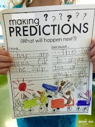 Making Predictions: 1st Grade Read Aloud - The Brown Bag Teacher