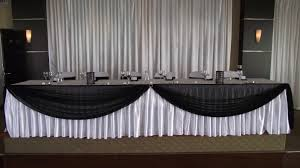 watchthetrailerfo buffet table skirting designs image collections bar height dining how to make buffet table skirting images