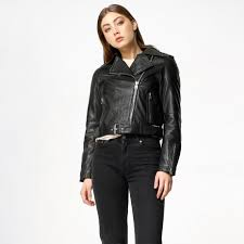 jacket mia leather jacket