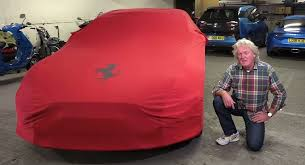 In this video james may is test driving the 2015 ferrari 488 gtb watch the video and see what he i think its safe to say that james may likes the 2015 ferrari 488 gtb, i wonder if he is going to order. Yo Yo Yo James May Has A New Sick Car And It S Not A Ferrari Carscoops