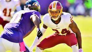 2018 Game Information Redskins Ravens