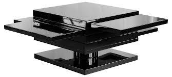 captivating gloss coffee table 35 fw853b black antwerp motion 1 living room